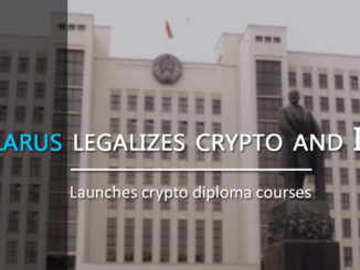 Belarus legalizes cryptocurrency and ICO's