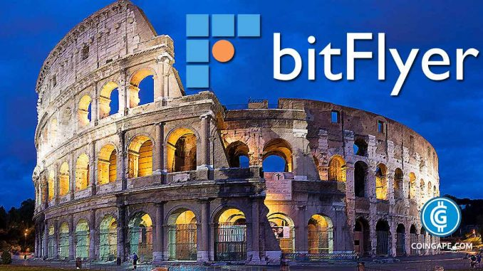bitFlyer Is Launching Its European Bitcoin Exchange