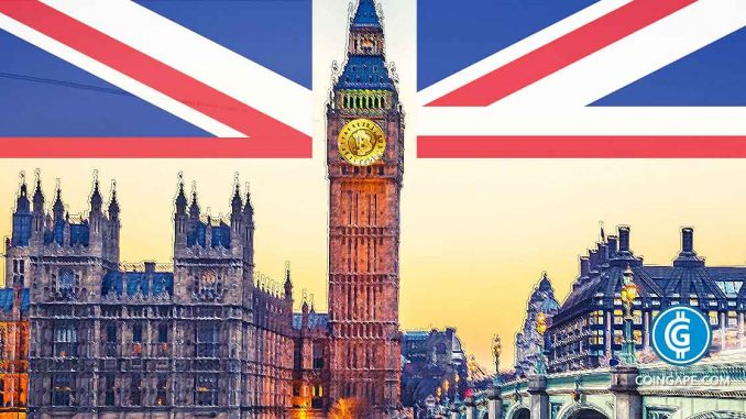UK In Line To Regulate Bitcoin & Other Cryptocurrencies