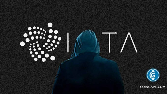 $4 Million IOTA Hack Raises Security Concerns