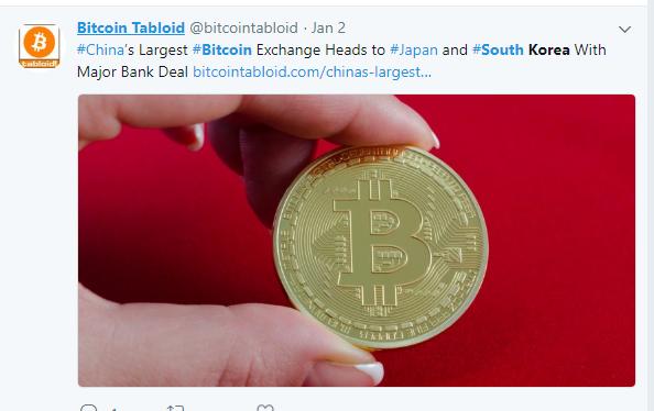 South Korea on Bitcoin