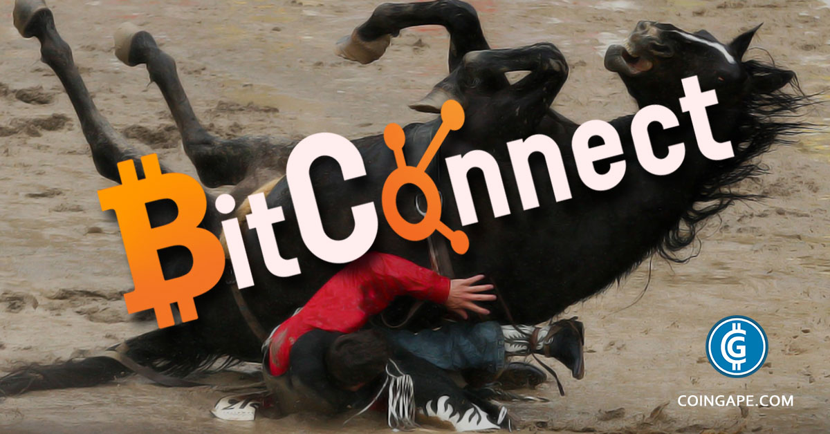 Bitconnect to Cease and Desist Marketing 'Securities'