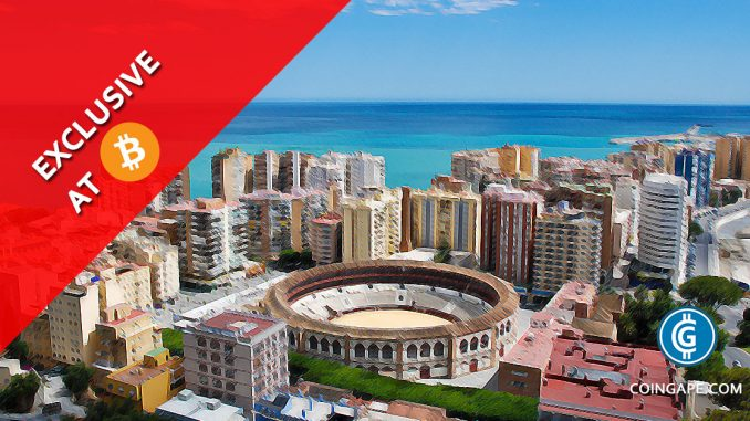 Spain Makes The First Real Estate Sale With Bitcoins
