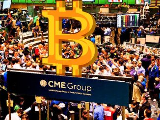 CME Bitcoin Futures contract Expires