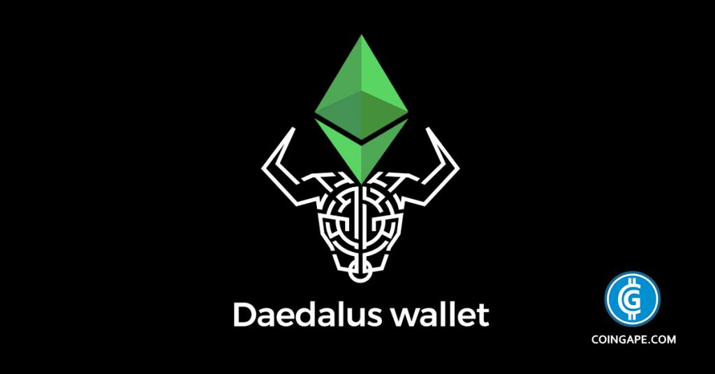 IOHK Daedalus Wallet Integrated with Ethereum Classic (ETC) | Coingape