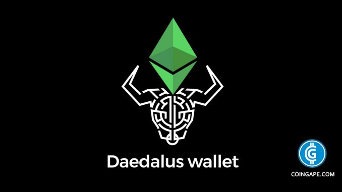 IOHK's Daedalus Wallet Integrated with Ethereum Classic (ETC)