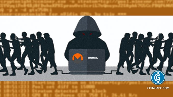 Smominru Botnet Affects 500,000 Windows Machines