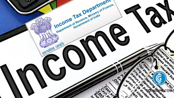 """Taxman Crushes the """"Giancarlos Party"""" for Indian Bitcoin Investors"""
