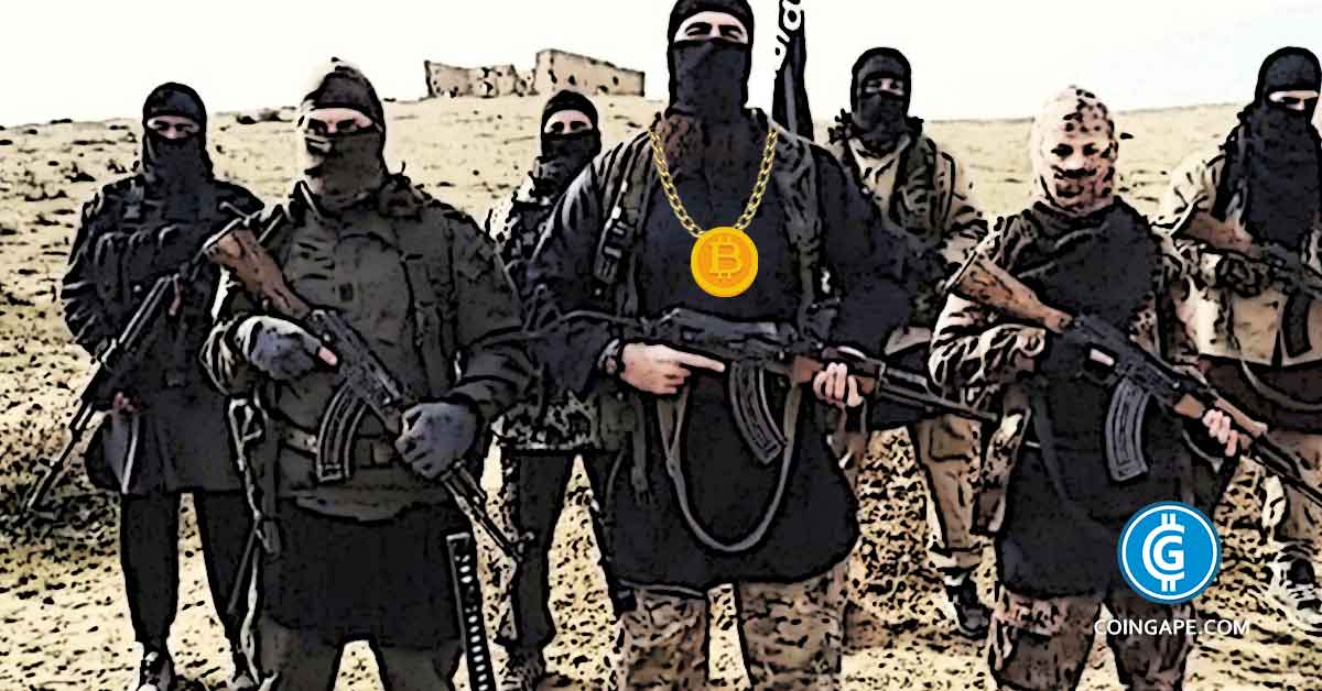 US Seizes 300 Cryptocurrency Accounts For Helping Terrorists Raise Funds