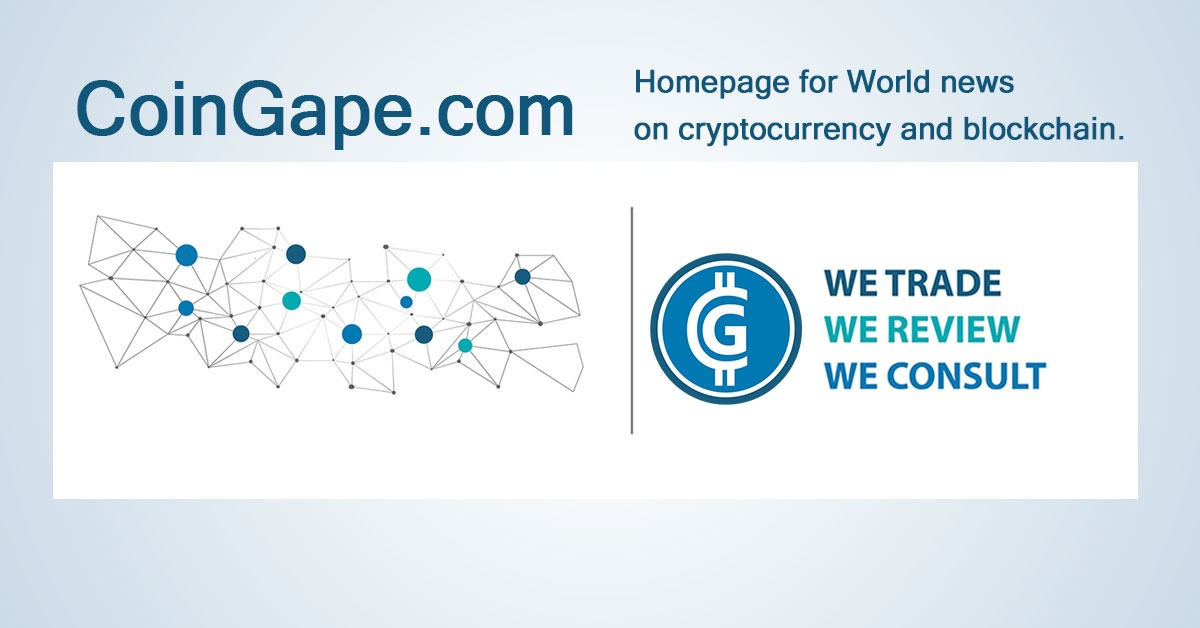 Coingape - The Internet of Money