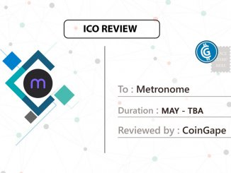 metronome ICO