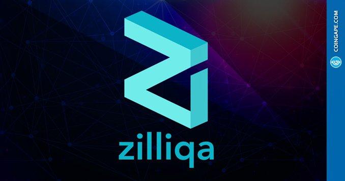 Zilliqa Price