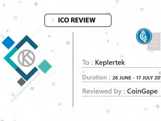 keplertek ICO Review and Rating