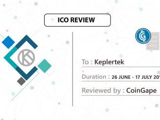 keplertek ICO Review and Rating