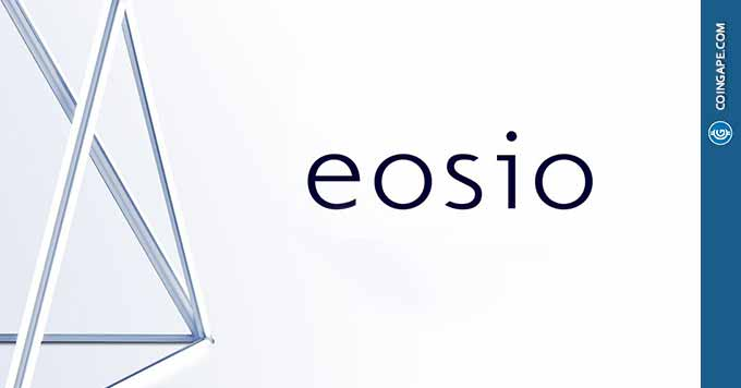 EOS Releases New Version with Enhanced Transaction Speed, Reduced CPU Costs, & Lower Latency