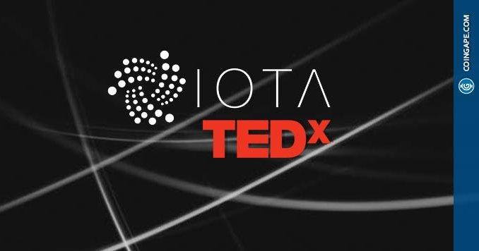 IOTATEDx talk