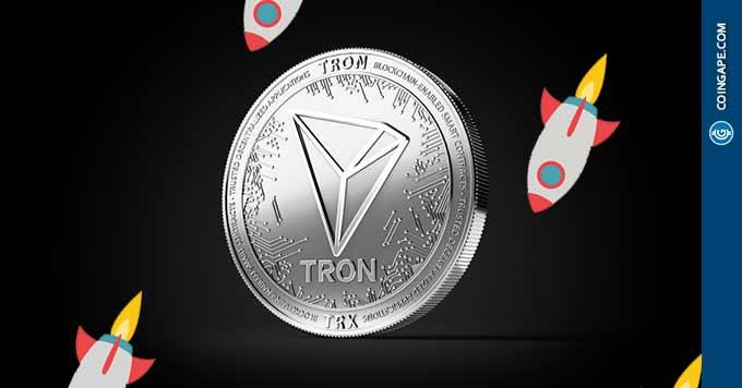 tron coin worth