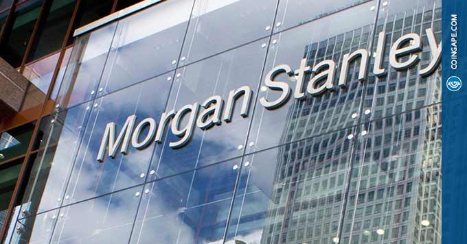 Morgan Stanley Reportedly Set To Launch 'Direct Ownership' of Bitcoin For Clients