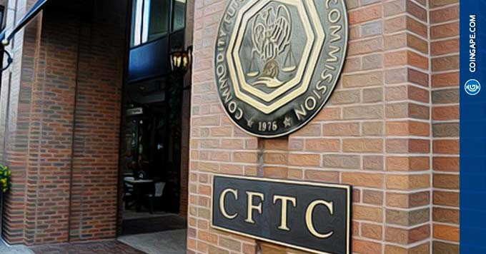 CFTC Could Approve Ethereum Derivatives Trading in the Near Future