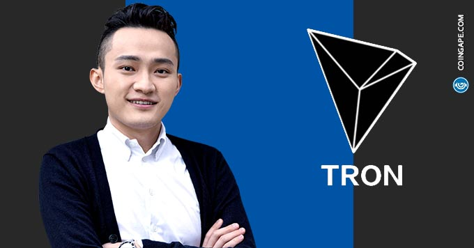 Tron Fighting the Bear Market, Justin Sun Expecting 500% Surge in DApp Activities with Proposal Activation