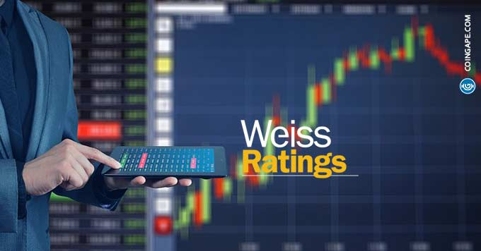 """Weiss Rating Says """"If Bitcoin is Digital Money, Then Ethereum is"""