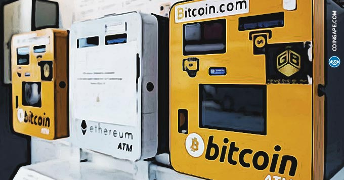 Bitcoin and Crypto ATMs Will Now Require a License in this U.S. State