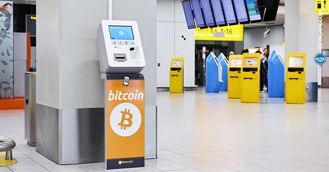 Schiphol Provides Bitcoin Atm Facility To Convert Euros And Ethereum