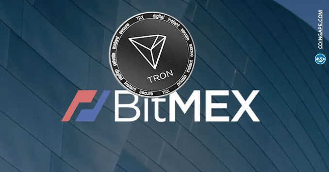 Get Ready to Long or Short Tron [TRX] as BitMEX Offers Tron
