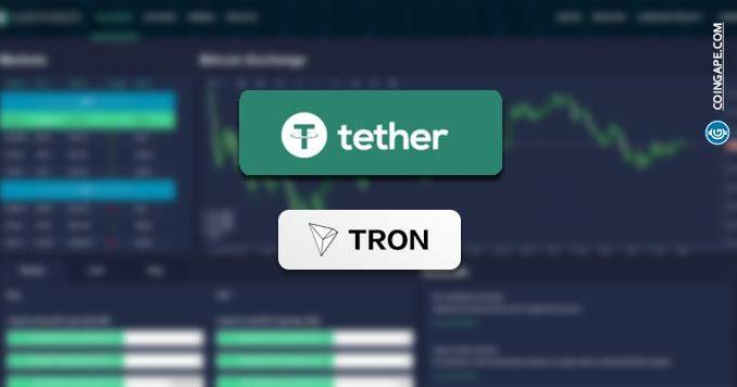 tether tron