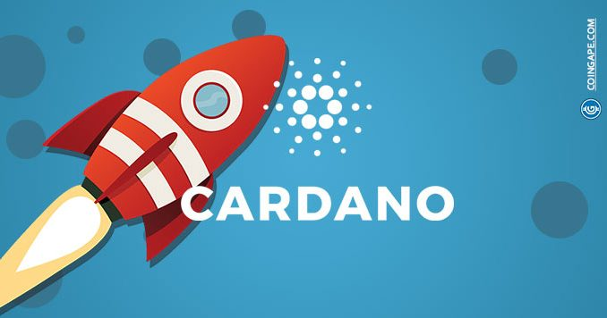 cardano Shelley Launch