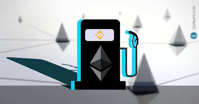 what is gas in cryptocurrency