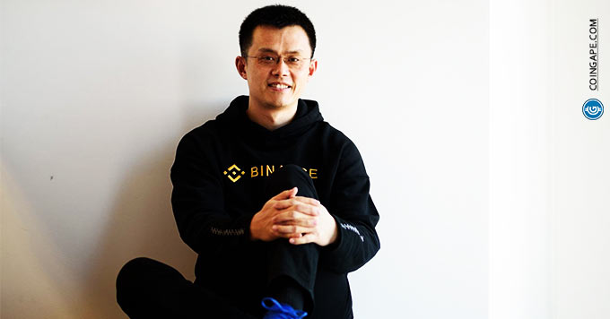 Binance and Coinbase Will Not Compete but Coexist Says CZ