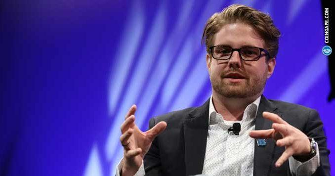 Blockchain CEO Peter Smith