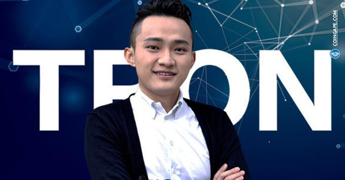 Justin Sun: Tron [TRX] and BitTorrent [BTT] Ranks Will Soar by Q2; Does Sun have New Plans?