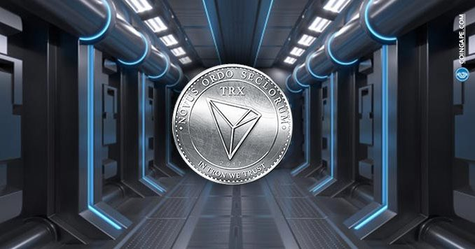 Tron Airdrop of Over 10k TRX to Celebrate TVM Launch