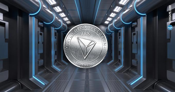 TRON Hits Hard Fork Announcement - Aims To Upgrade 4 New Features