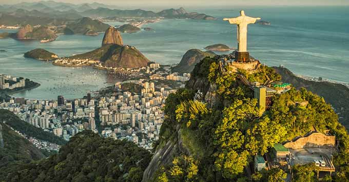 Bitcoin Craze Peaks in Brazil As The Country Creates A Latin American Record