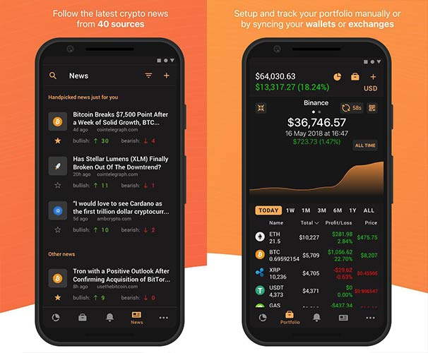cryptocurrency price app ios