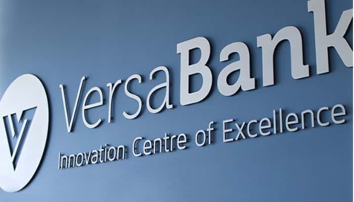 "Canadian VersaBank to Launch Uncheckable ""Deposit Box"" For Crypto Firms"