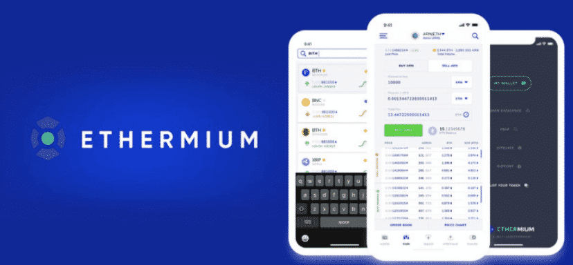EtherMium: The Safest DEX with No Limits