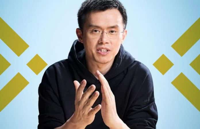 "Binance CEO Denies his Recent Upcoming ""Bull Market"" Comment"