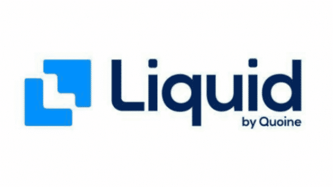 Liquid cryptocurrency exchange from quoine