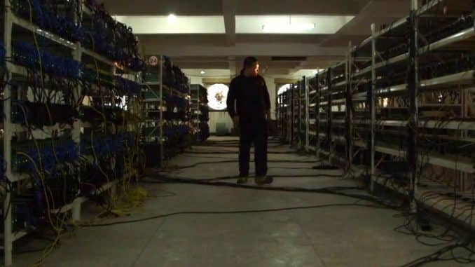 BTC miners quitting