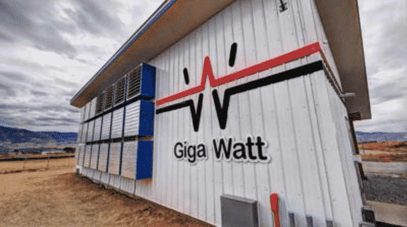 Crypto Mining Industry Sees a Calamity as Crypto-mining Host Giga Watt Files For Bankruptcy