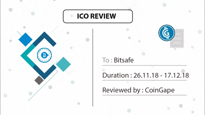 Bitsafe ICO Review