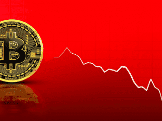 Bitcoin red crypto market