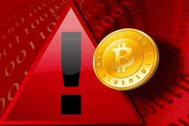 Bitcoin threat
