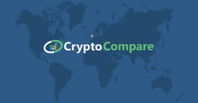 PR: CryptoCompare adds commercial API market data service to existing free service