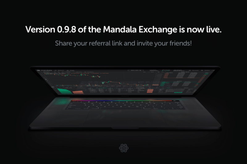 PR: Join Mandala Exchange and Earn 25% referral Commissions!
