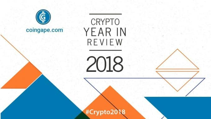 Cryptocurrency 2018 Review